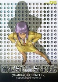 Ghost In The Shell: Stand Alone Complex - Volume 5 Movie