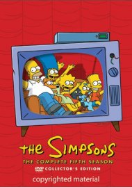Simpsons, The: The Complete Fifth Season Movie