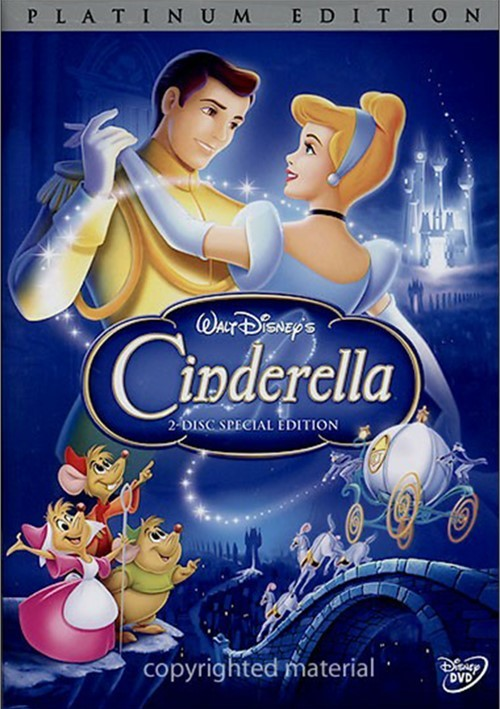 Cinderella: Platinum Collection Special Edition Movie