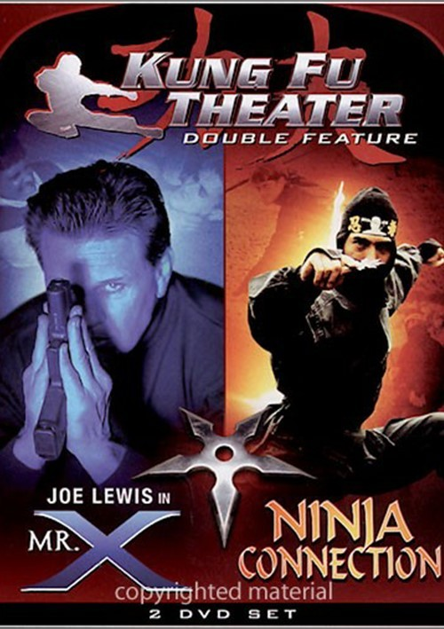 Kung Fu Theater Double Feature: Mr. X & Ninja Connection Movie