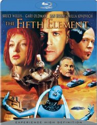 Fifth Element, The Blu-ray