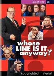Whose Line Is It Anyway: Season One - Volume 1 Movie