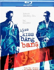 Kiss Kiss, Bang Bang Blu-ray