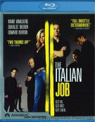 Italian Job, The Blu-ray