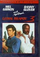 Lethal Weapon 3: Directors Cut (DTS) Movie