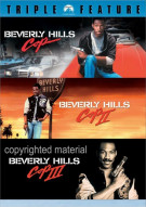 Beverly Hills Cop Collection (Triple Feature) Movie
