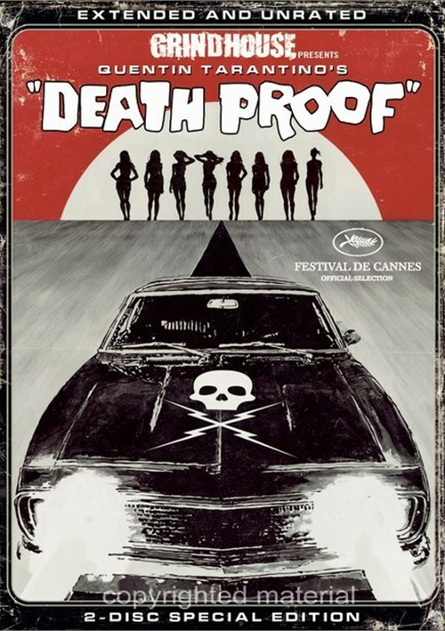 Death Proof: Extended And Unrated - Special Edition Movie