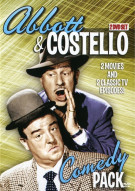 Abbott & Costello Comedy Pack Movie