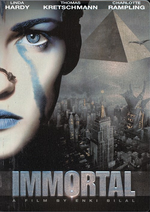 Immortal (Steelbook) Movie