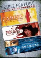 Carrie: 25th Anniversary Edition / Swimfan / Hello Mary Lou (Triple Feature) Movie