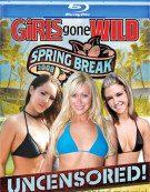 Girls Gone Wild: Spring Break 2008 Blu-ray