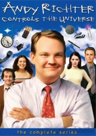 Andy Richter Controls The Universe: The Complete Series Movie