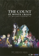 Count Of Monte Cristo, The: Gankutsuou - The Complete Series Movie