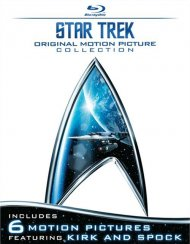 Star Trek: Original Motion Picture Collection Blu-ray
