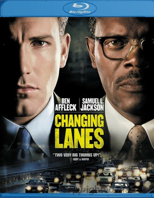 Changing Lanes Blu-ray