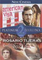 American Visa / Rosario Tijeras (Double Feature) Movie