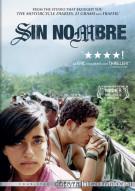 Sin Nombre Movie