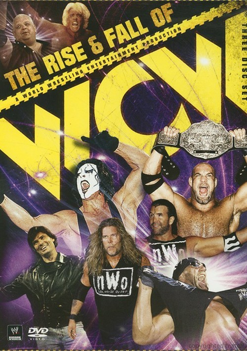 WWE: The Rise And Fall Of WCW Movie