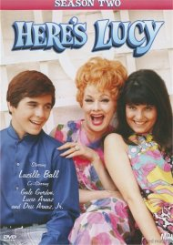Heres Lucy: Season 2 Movie