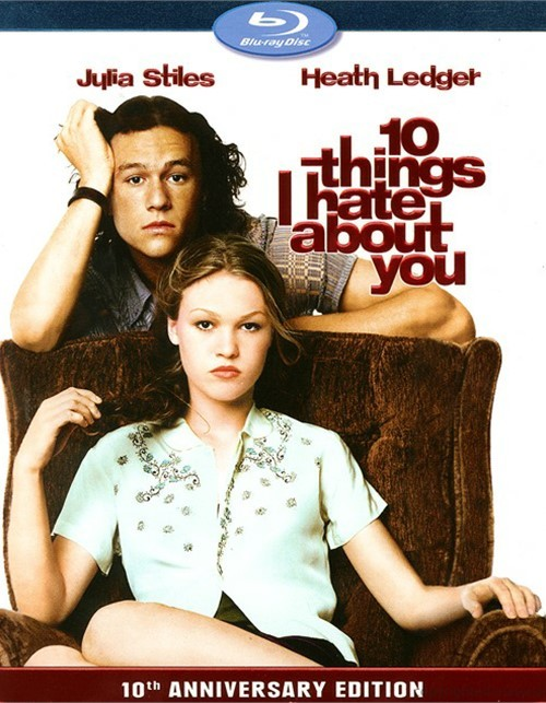10 Things I Hate About You: 10th Anniversary Edition Blu-ray