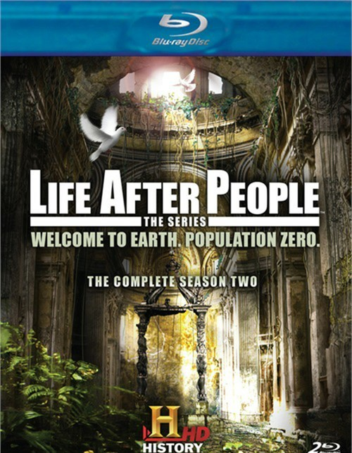 Life After People: The Complete Season 2 Blu-ray