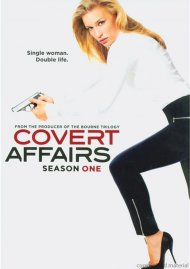 Covert Affairs: Season One Movie