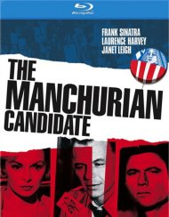 Manchurian Candidate, The Blu-ray