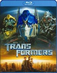 Transformers Blu-ray