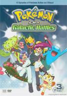 Pokemon: Diamond & Pearl Galactic Battles - Vol. 5 & 6 (2 Pack) Movie
