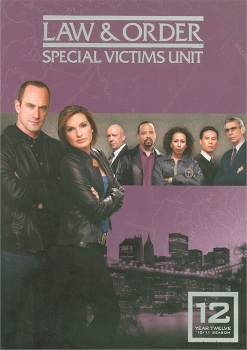 Law & Order: Special Victims Unit - The Twelfth Year Movie