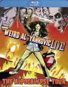 Weird Al Yankovic Live!: The Alpocalypse Tour Blu-ray
