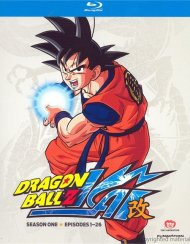 Dragon Ball Z Kai: Season One Blu-ray