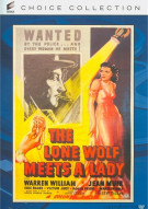 Lone Wolf Meets A Lady, The Movie
