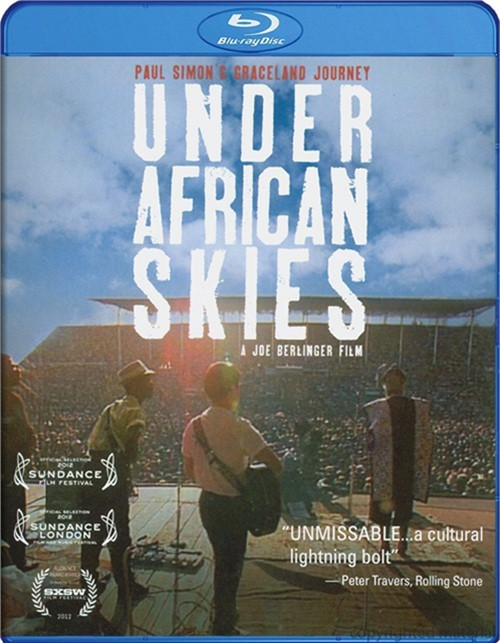 Paul Simon: Under African Skies Blu-ray