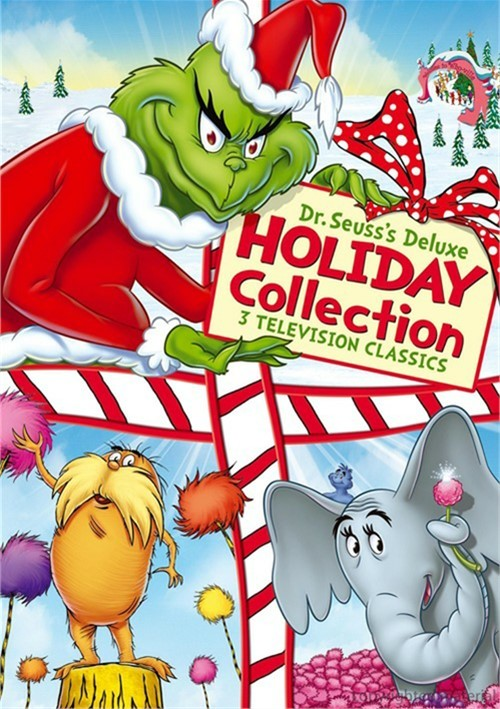 Dr. Seusss Deluxe Holiday Collection Movie