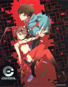 C: Control - The Money And Soul Of Possibility - The Complete Series Limited Edition (Blu-ray + DVD Combo) Blu-ray