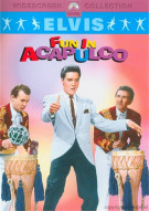 Elvis Presley: Fun In Acapulco Movie