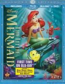 Little Mermaid, The: Diamond Edition (Blu-ray + DVD Combo) Blu-ray