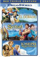 Road To El Dorado / Sinbad: Legend Of The Seven Seas / Joseph: King Of Dreams Movie