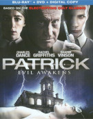 Patrick: Evil Awakens (Blu-ray + DVD + Digital HD) Blu-ray