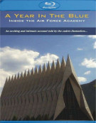 Year In The Blue, A: Inside The Air  Academy Blu-ray