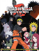 Road To Ninja: Naruto The Movie Blu-ray
