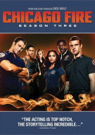 Chicago Fire: Season Three Movie