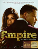 Empire: The Complete First Season Blu-ray