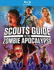 Scouts Guide To The Zombie Apocalypse (Blu-ray + DVD + UltraViolet) Blu-ray