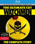 Watchmen (4K Ultra HD + Blu-ray) Blu-ray