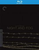 Night & Fog (Blu-Ray) Blu-ray