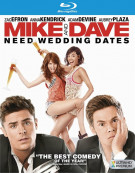Mike And Dave Need Wedding Dates (4K Ultra HD + Blu-ray + UltraViolet) Blu-ray