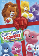 Care Bears And Cousins: Take Heart (DVD + UltraViolet) Movie