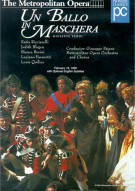Metropolitan Opera, The: Un Ballo In Maschera Movie
